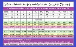 Standard interntional sizes chart thumb200
