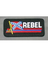 Embroidered Patch Rebel Patch - $3.95