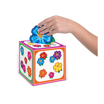"Beistle Hula Baby Card Box 6"" x 6""- Pack of 6 - $26.29"