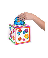 """Beistle Hula Baby Card Box 6"""" x 6""""- Pack of 6 - $27.18"""