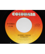 BOBBY BARE Numbers 45 When Hippies Get Older NM Promo - $14.80