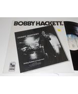 BOBBY HACKETT NM Coast concert PR-9038 Pausa Jack Teagarden Abe Lincoln  - $18.76