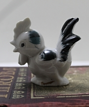Vintage Kitchy Rooster Chicken Figurine - $4.50