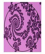 Circle Purple Spiral Swirls-Digital Download-ClipArt-ArtClip-Digital Art... - $4.00