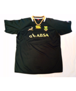 Team South Africa Jersey - Featuring Stitched Graphics -- Men's XXXL - $120.00