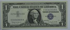 1957 Series B US silver certificate uncirculated - $15.00