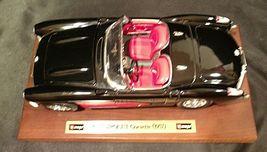 1957 Chevrolet Corvette Burago Die-cast AA-191741 Vintage Collectible image 4
