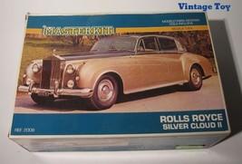 ~ Original  Masterkit 1959 Rolls Royce Silver Cloud II - 1:24 model kit ... - $23.95