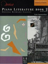 Faber & Faber The Developing Artist Piano Literature Book 2 - $7.19