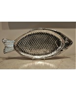 Reed & Barton Silver Plate Large Fish Salmon Serving Platter - $135.00