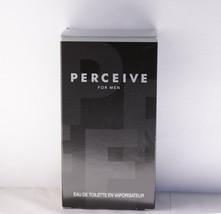 AVON  Perceive for Men 100 ml 3.4 oz Brand New Boxed Rare - $19.79