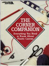 Plastic Canvas Book of Instructions all you need to Know about Plastic C... - $0.99