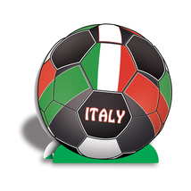 "Beistle 3-D Centerpiece - Italy 10""- Pack of 12 - €32,49 EUR"