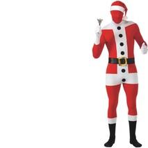 Christmas - Santa Suit - 2nd Skin - Large - Adult Zentai Full Body Morph... - $36.81