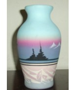 Signed Harrison Tom Navajo Native Indian Vase/P... - $45.39