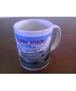 Shark Attack at TopSail Island Coffee Mug, Largest Shark in the World - $19.95