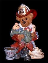 "*Boyds Bearstone* ""Elliot The Hero""  #2280-  NIB- 1996 - Retired - $19.99"