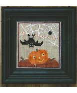 Hangin With Jack Spooky Spinners series cross stitch chart Bent Creek  - $6.75