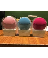 New FOREO LUNA Mini 2 Facial Cleansing Brush T-Sonic Cleansing PEARL BLU... - $59.99