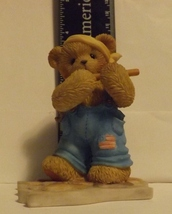 Cherished Teddies Madison Brave Americans One and All - $14.99