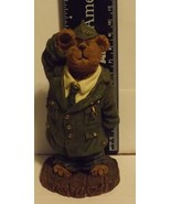 Boyds Bear Resin Billly Bearyproud...When I Grow Up - $11.99