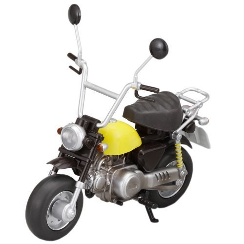 Primary image for Ex:ride: ride.006 Minibikes (Yellow) Figure *NEW*