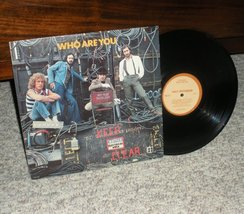 The Who Who Are You LP Record MCA - $2.49