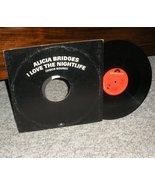 "Alicia Bridges I Love the Nightlife 12"" Single Record LP - $2.49"