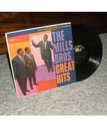 The Mills Brothers Great Hits Dot LP - $3.99