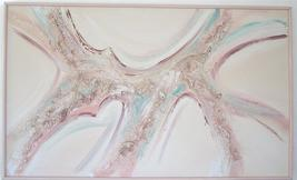 Signed & Original large abstract art painting by Dennis Shattuck - $1,160.84