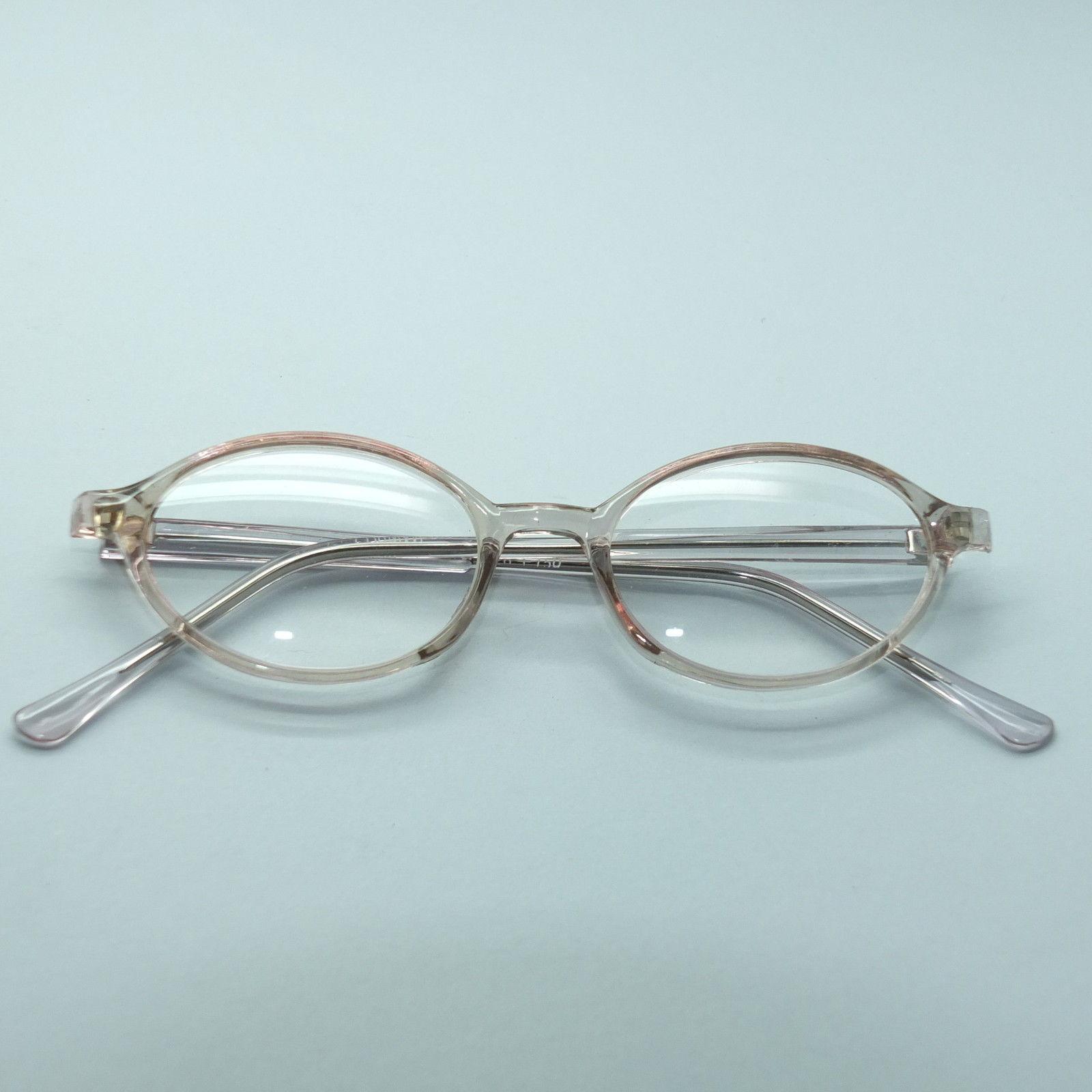 pale lavender classic low profile reading glasses 1 50