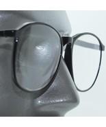 Big Lens Polished Smart Black Frame Reading Glasses +3.75 Lens Strength - $19.00