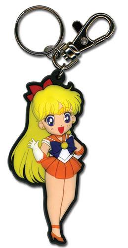 Sailor Moon: Sailor Venus Die Cut Key Chain GE80013 *NEW*