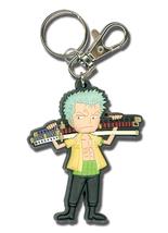 One Piece SD Zoro with Sword Key Chain GE80007 *NEW* - $8.99
