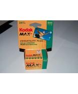 Kodak MAX Versatility Plus 800 - Color print film 135 (35 mm) ISO 24 exp... - $3.47