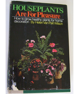 Book, Houseplants are for Pleasure - $5.00