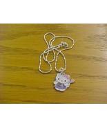 hello kitty purple pendant necklace - $12.99