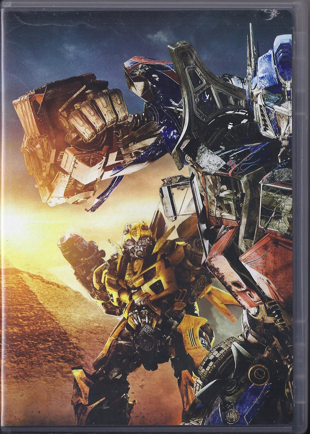 Primary image for TRANSFORMERS Revenge of the Fallen  DVD 2009