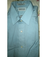 Men's Dress Shirt-Short Sleeve  By Donberry & Keats -Color Ligh Blue  (1... - $11.75