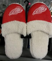 NHL Detroit Red Wings Women's 2014 Sherpa Slide Slipper - $24.99