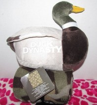 Duck Dynasty Plush Duck Pillow with Fleece Throw Camouflage 40 x 50 Inch... - $19.99