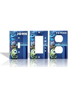 PERSONALIZED Monsters Inc Light Switch Covers D... - $8.91 - $13.86