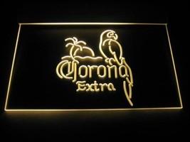 LED neon light sign Corona Extra bar pub beer  - $29.99