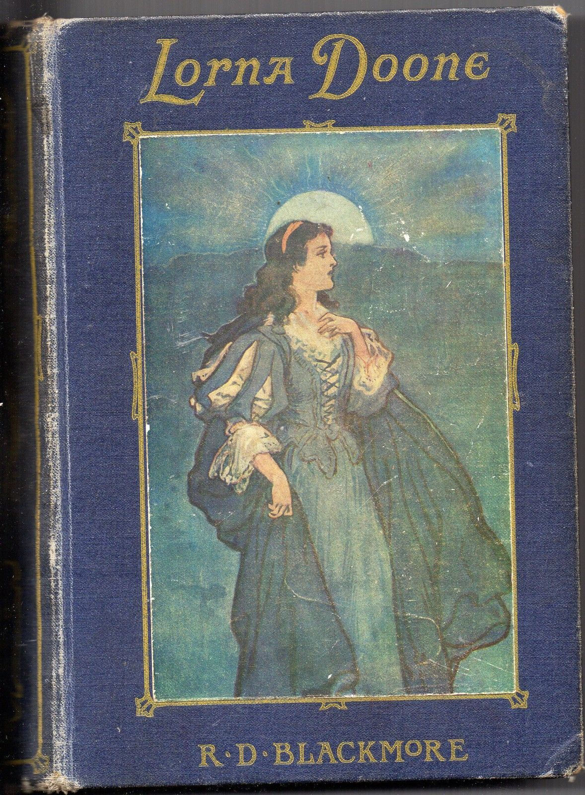 Primary image for LORNA DOONE by R D Blackmore. Collectable from around 1900