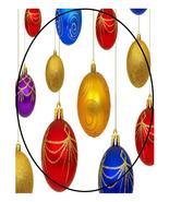 Christmas Circle01-Digital Download-ClipArt-ArtClip-Digital Art     - $4.00