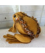 """""""The Frog ~ formerly known as ~ Prince"""" PDF Digital E-Pattern By Paula M... - $10.00"""