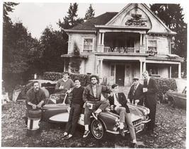 Animal House John Belushi EP Vintage 8X10 BW Comedy Movie Memorabilia Photo - $4.99