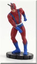 HeroClix - Giant-Man #038: Rare - Silver Tab (2007) *Avengers / Bio Card*  - $5.99