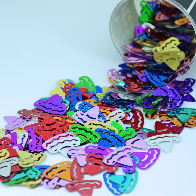 Confetti Sombrero MultiColor Mix - As low as $1.81 per 1/2 oz. FREE SHIP - $3.95 - $28.70