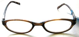 Women's Cat Eye Brown Tortoise Reading Glasses +2.00 - $14.99